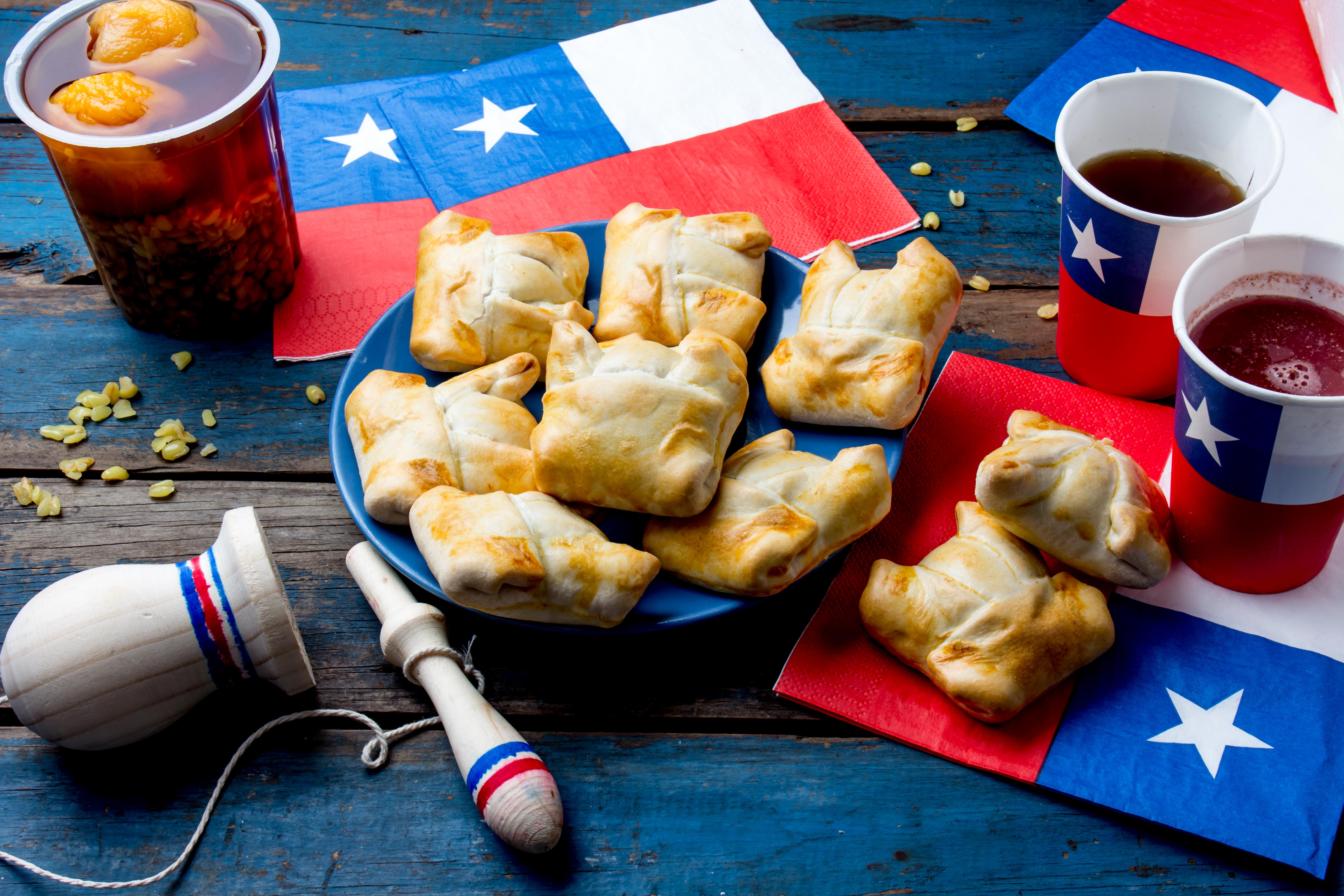 platos típicos de chile